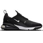 Golfskor Nike Air Max 270 G - Black/Hot Punch/White