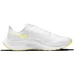 Nike Air Zoom Pegasus 37 W - White/Bright Mango/Light Citron