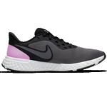 Nike Revolution 5 W - Black/Dark Gray/Pure Platinum/Psychic Pink