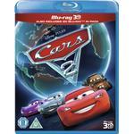 Cars 2 (Blu-ray 3d + Blu-ray (3D Blu-Ray)