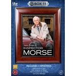 Kommissarie Morse Box 11 (DVD)