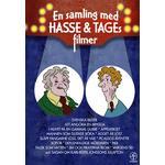 En Samling Med Hasse & Tages Filmer (DVD)