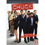 Chuck Säsong 5 (DVD)