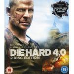 Die Hard 4.0 Filmer Die Hard 4.0 Bonus Edition (Blu-Ray)