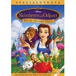 Skönheten och Odjuret: Belles magiska värld (DVD 1997)