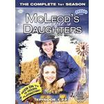 Mcleod's Daughters Säsong 1 (DVD)