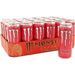 Monster Energy Ultra Red 500ml 24 st