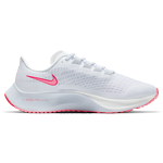 Nike Air Zoom Pegasus 37 VT W - White/Bright Crimson/Football Gray/Sunset Pulse