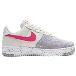 Nike Air Force 1 Crater W - Summit White/Summit White/Siren Red
