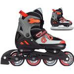 Nijdam Adjustable Combo Skates Jr