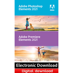 Adobe Photoshop & Premiere Elements 2021 Win