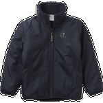Helly Hansen Kid's Reversible Pile Jacket - Navy
