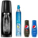 SodaStream Spirit Plus Pepsi-Koncentrater
