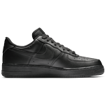 Nike Air Force 1'07 M - Black/Black