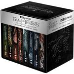 Game of Thrones - The Complete Collection Limited Steelbook - 4K Ultra HD