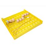 Äggkläckningsmaskin Inkubator 63 Ägg