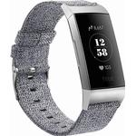 INF Canvas Band for Fitbit Charge 3/4