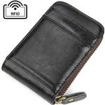 INF RFID Card Holder - Black