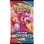 Pokémon Sword & Shield Battle Styles Booster Pack
