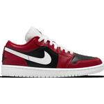 Nike Air Jordan 1 Low W - Gym Red/Black/White