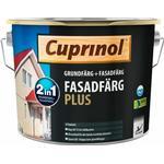 Cuprinol 2 in 1 Fasadfärg Plus Träfasadsfärger Vit 5L
