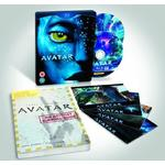 Avatar bluray Filmer Avatar (Blu-ray + DVD Steelbook)