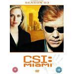 Csi Miami The Complete Season 3 (DVD)