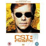 Csi Miami The Complete Season 5 (DVD)