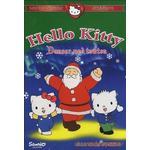 Dansar med Filmer Hello Kitty - Dansar med tomten (DVD)