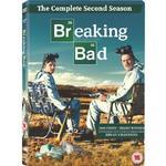 Breaking bad bluray Filmer Breaking bad - Season 2 (4-disc)