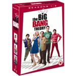 Big bang theory: Season 1-3 (3-disc)