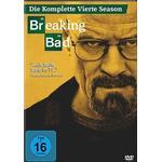 Breaking bad bluray Filmer Breaking bad - Season 4 (4-disc)