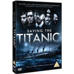 Titanic bluray Filmer Saving The Titanic (DVD)