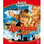 Karlsson på taket dvd Filmer Karlsson på taket (Blu-Ray)