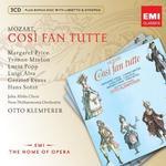 Mozart - Mozart Cosi Fan Tutte