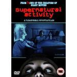 Supernatural Activity (DVD) (DVD 2012)