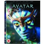 Avatar - Collector's Edition (Blu-ray 3d + Blu-ray + Dvd (3D DVD)