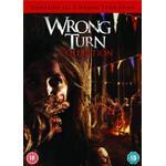 Wrong turn film Wrong Turn / Wrong Turn 2 / Wrong Turn 3 / Wrong Turn 4 / Wr (DVD)