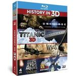 3D Blu-ray History In 3d (3D Blu-Ray)