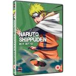Anime Filmer Naruto Shippuden - Box Set 12 (DVD)