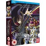 Code Geass - Lelouch Of The Rebellion - Season 2 - Complete (Blu-Ray)