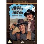 Alias smith & jones Filmer Alias Smith and Jones - Season 1 (4-disc)