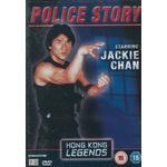 Jackie chan dvd Filmer Police Story - Jackie Chan