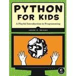 Python for Kids: A Playful Introduction to Programming (Häftad, 2012)