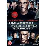 Universal Soldier Quadrilogy (DVD)