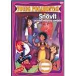 Young Pocahontas Snövit Och Den Magiska Spegeln (DVD)