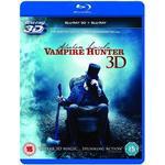 3D Blu-ray Abraham Lincoln Vampire Hunter (3d Blu-ray (3D Blu-Ray)