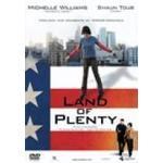 Land of plenty Filmer Land of Plenty (DVD)