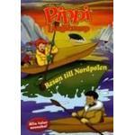 Pippi Långstrump - resan till Nordpolen Filmer Pippi Långstrump *Tecknad* Resan Till Nordpolen (DVD)