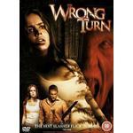 Wrong turn film Wrong Turn (DVD)